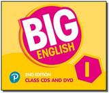 Big Eng 2nd AmE Class CD and DVD Level 1 - Pearson