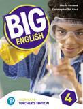 Big English 4 Teachers Edition