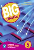 Big english 5 sb with online resources - american - 2nd ed - Pearson (importado)
