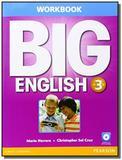 Big english: workbook - vol.3 - with cd-rom - Pearson