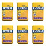 Bigfral Plus Fralda Geriátrica Xg C/7 (Kit C/06)