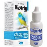 Biotrin vet cálcio + b12 para aves - Vetbras