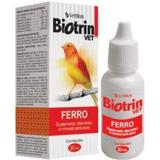 Biotrin vet ferro para aves - Vetbras