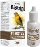 Biotrin vet filhotes suplemento vitaminico - Vetbras