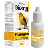 Biotrin vet plumagem para aves - Vetbras