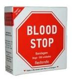Blood Stop Curativo Antisséptico C/500 (Kit C/06)