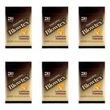 Blowtex Preservativo Clássico Lubrificante Sachê C/3 (Kit C/06)