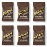 Blowtex Preservativo Premium Extra Grande C/3 (Kit C/06)