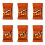 Blowtex Preservativo Premium Hot C/3 (Kit C/06)