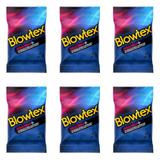 Blowtex Preservativo Premium Orgazmax C/3 (Kit C/06)