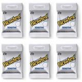 Blowtex Preservativo Premium Sensitive C/3 (Kit C/06)