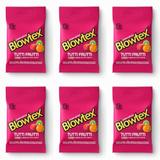 Blowtex Preservativo Sabor e Aroma Tutti Frutti C/3 (Kit C/06)
