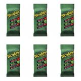 Blowtex Preservativo Sabor e Aroma Twist sachê C/6 (Kit C/06)