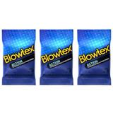 Blowtex Preservativos Action C/3 (Kit C/03)