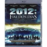 Blu-Ray 2012 Fim dos Dias - Sonopress