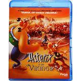 Blu-Ray Asterix e os Vikings - Focus