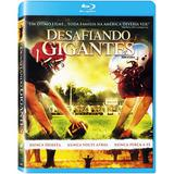 Blu-Ray - Desafiando Gigantes - Sony pictures