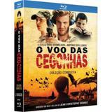 Blu-Ray - O Vôo Das Cegonhas - Parte 1 e 2 - Paramount filmes