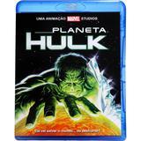Blu-Ray Planeta Hulk - Sony