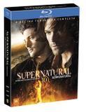 Blu-Ray - Supernatural - 10ª Temporada - Warner bros.