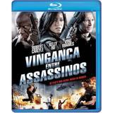 Blu-Ray Vingança Entre Assassinos - Sony