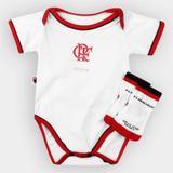 Body e Meia Flamengo Revedor