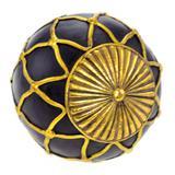 Bola Decorativa President 10cm - Concepts life