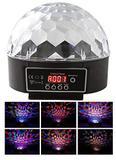 Bola Maluca Led Rgb Holográfico 13w Dmx 8ch Ball Light Iluminação Balada Festa - Playshop eletrônicos