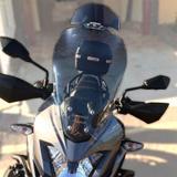 Bolha Alta Cristal Kawasaki Versys 300 2017-2019 Defletor - Moto bolhas