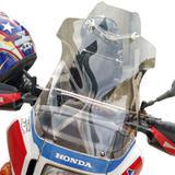 Bolha Alta Cristal Sahara NX350 Com Defletor - Motobolhas
