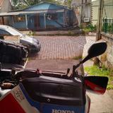 Bolha Alta Fumê Honda Sahara NX350 Com Defletor - Moto bolhas