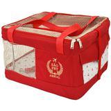 Bolsa de Transporte Aéreo para Cachorro/Gato - Medidas C43xL31,5xA20cm - São Pet