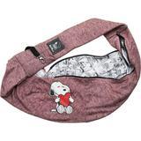 Bolsa Pet Passeio Sling Snoopy Heart Hug - Zooz pets