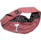 Bolsa Pet Passeio Sling Snoopy Smile - Zooz pets