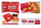 Bolsa saco especial para assar batatas no micro-ondas - Clink