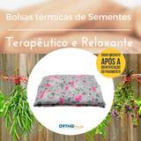 Bolsa Térmica de Sementes e Erva Aromática - Camomila - Orthohouse