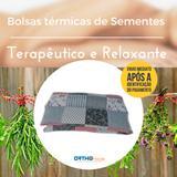 Bolsa Térmica de Sementes e Ervas Medicinais  - Camomila - Orthohouse