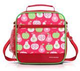 Bolsa Térmica Infantil Tam. M Pink Poliéster Jacki Design