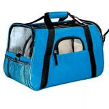 Bolsa Transporte The Dogs Pet Grande Azul