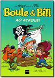Boule e Bill - Ao Ataque - Autentica editora