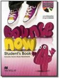 Bounce now 4 - students pack with activity book  m - Macmillan