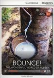 Bounce! the wonderful world of rubber with online access - Cambridge university