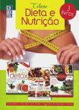 Box Coquetel Dieta e Nutriçao - Ediouro publicações