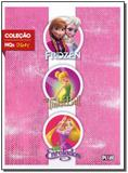 Box - Disney - Frozen / Tinker Bell / Enrolados - Ediouro ( normal )