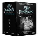 Box DVD Além da Imaginação Coleção Completa da Série - Line classic