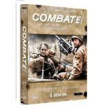 Box DVD Combate Segunda Temporada Volume 1 - Universal