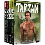 Box DVD Tarzan Primeira e Segunda Temporada Completa - Line classic