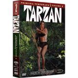 Box DVD Tarzan PrimeiraTemporada Volume 2 - Universal