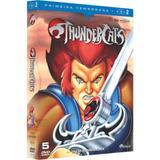 Box DVD Thundercats Primeira Temporada Volume 2 - Universal