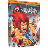 Box DVD Thundercats Segunda Temporada Volume 1 - Line classic